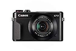 Canon PowerShot G7 X Mark II (Black)