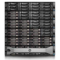 Dell Poweredge R510 Server | 2X 2.80GHz 12 Cores | 128GB | H700 | 36TB Storage (Renewed)