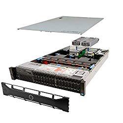 Dell PowerEdge R720 Server 2.90Ghz 16-Core 192GB 3xNEW 800GB SSD 13x1TB High-End (Renewed)