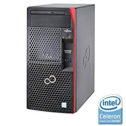Fujitsu Tower Server PRIMERGY TX1310 M3 intel Celeron(G3930/4MB)/ Robust and Quiet Server