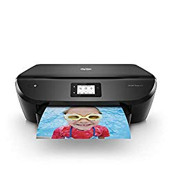HP ENVY Photo 6222 Wireless All-in-One Printer with Craft it! Bundle – Craft software, photo paper, and supplies included (K7D05A)