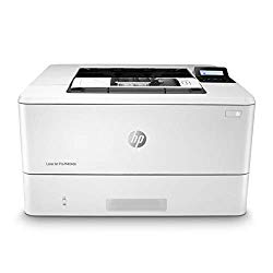 HP LaserJet Pro M404dn Monochrome Laser Printer with Built-In Ethernet & Double-Sided Printing (W1A53A) – Ethernet Only