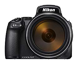 Nikon COOLPIX P1000 16.7 Digital Camera with 3.2″ LCD, Black