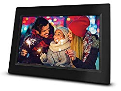 RCA 10″ Wi-Fi Digital Photo Frame | Photo and Video Playback, 8GB Internal Storage, Touch Screen, Slideshow Feature. Instantly Sharing Memories. Worldwide Connectivity.