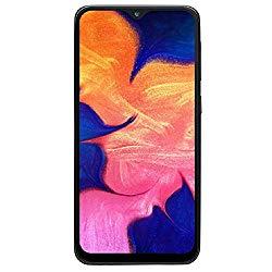 Samsung Galaxy A10 32GB (A105M) 6.2″ HD+ Infinity-V 4G LTE Factory Unlocked GSM Smartphone – Black