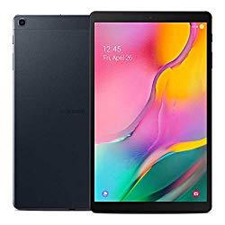 Samsung Galaxy Tab A 10.1″ (2019, WiFi + Cellular) Full HD Corner-to-Corner Display, 32GB 4G LTE Tablet & Phone (Makes Calls) GSM Unlocked SM-T515, International Model (32 GB, Black)