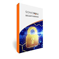 SonicWall NSA 2650 1YR Silver 8×5 Support 01-SSC-1982