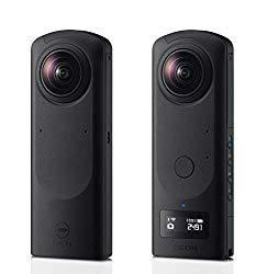 Theta Z1 360 degree Spherical Camera with dual 1″ Sensors    USA Model