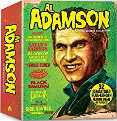 Al Adamson: The Masterpiece Collection [Blu-ray]