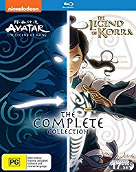 Avatar: The Last Airbender & The Legend of Korra – The Complete Collection