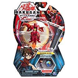 Bakugan Ultra, Dragonoid, 3-Inch Collectible Transforming Action Figure