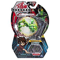 Bakugan Ultra, Mantonoid, 3″ Tall Collectible Transforming Creature, For Ages 6 & Up