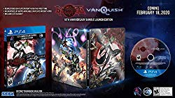 Bayonetta & Vanquish 10th Anniversary Bundle: Launch Edition – PlayStation 4