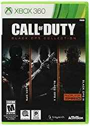 Call of Duty Black Ops Collection – Xbox 360 Standard Edition