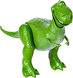 Disney Pixar Toy Story Rex Figure, 7.8″