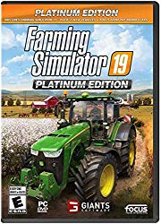 Farming Simulator 19 Platinum Edition (PC) – PC