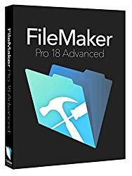 FileMaker Pro 18 Advanced Full ESD [PC/Mac Online Code]
