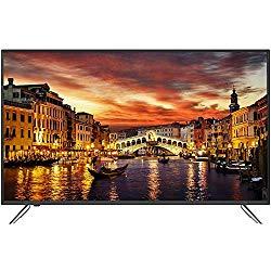 HITACHI(R) 43C61 43-Inch UltraHD Series 4K Ultra HDTV, 43 inches, Black