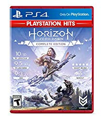 Horizon Zero Dawn Complete Edition Hits – PlayStation 4