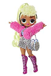 L.O.L. Surprise! O.M.G. Lady Diva Fashion Doll with 20 Surprises
