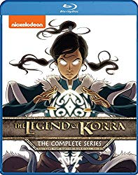 Legend of Korra: The Complete Series [Blu-ray]
