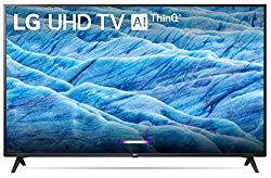LG 55UM7300PUA Alexa Built-in 55″ 4K Ultra HD Smart LED TV (2019)