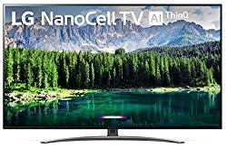 LG 65SM8600PUA Alexa Built-in Nano 8 Series 65″ 4K Ultra HD Smart LED NanoCell TV (2019)