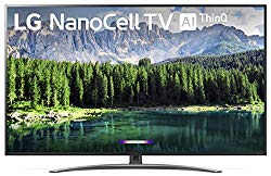 LG 75SM8670PUA Nano 8 Series 75″ 4K Ultra HD Smart LED NanoCell TV (2019)