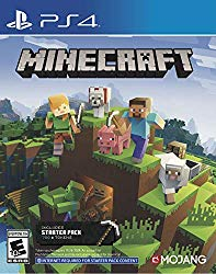 Minecraft Starter Collection – PlayStation 4