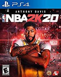 NBA 2K20 – PlayStation 4