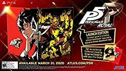 Persona 5 Royal: Steelbook Launch Edition – PlayStation 4