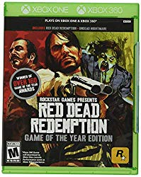 Red Dead Redemption: Game of the Year Edition – Xbox One and Xbox 360