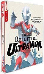 Return of Ultraman – The Complete Series – SteelBook Edition [Blu-ray]