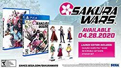 Sakura Wars – PlayStation 4
