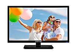 Sceptre E246BV-FC 24″ LED HDTV Display 1920×1080 Full HD HDMI VGA USB, True Black (2017)