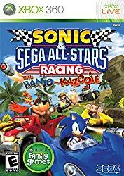 Sonic & SEGA All-Stars Racing – Xbox 360