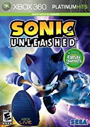 Sonic Unleashed (Platinum Hits) – Xbox 360