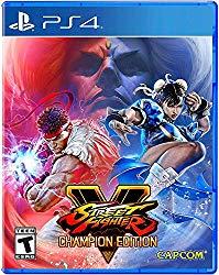 Street Fighter V Champion Edition – PlayStation 4