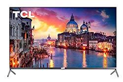 TCL 65″ Class 6-Series 4K UHD QLED Dolby VISION HDR Roku Smart TV – 65R625