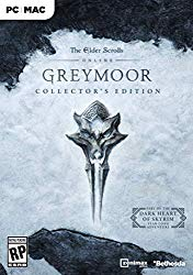 The Elder Scrolls Online: Greymoor Physical Collector's Edition Upgrade – PC