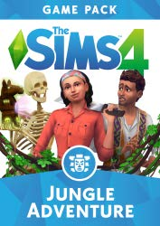 The Sims 4 – Jungle Adventure [Online Game Code]