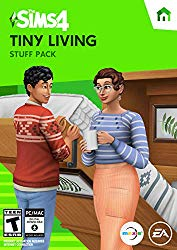 The Sims 4 Tiny Living Stuff – PC [Online Game Code]