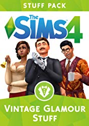 The Sims 4 – Vintage Glamour Stuff [Online Game Code]