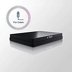 TiVo Edge for Cable   Cable TV, DVR and Streaming 4K UHD Media Player with Dolby Vision HDR and Dolby Atmos
