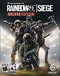 Tom Clancy's Rainbow Six Siege Year 5 Deluxe – PC [Online Game Code]