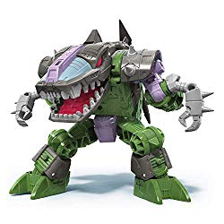 Transformers Toys Generations War for Cybertron: Earthrise Deluxe WFC-E19 Quintesson Allicon Action Figure – Kids Ages 8 and Up, 5.5-inch