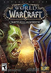 World of Warcraft Battle for Azeroth – PC Standard Edition