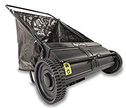 Agri-Fab 45-0218 26-Inch Push Lawn Sweeper, Black