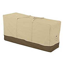 Classic Accessories Veranda Patio Cushion And Cover Storage Bag, Oversized