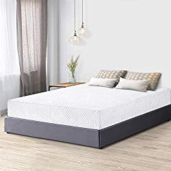 PrimaSleep 8 Inch Premium Cool Gel Multi Layered Memory Foam Bed Mattress, Queen